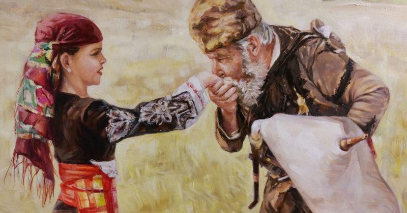 Фолклорен конкурс БЪЛГАРИН - Folklore competition BULGARIAN